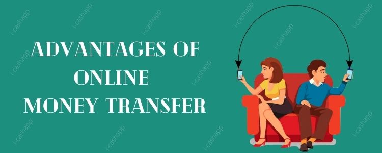 benefits online money transfer