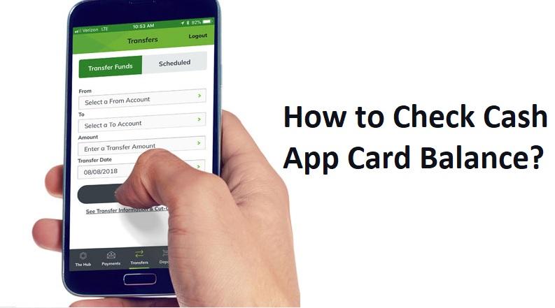 Cash App Balance